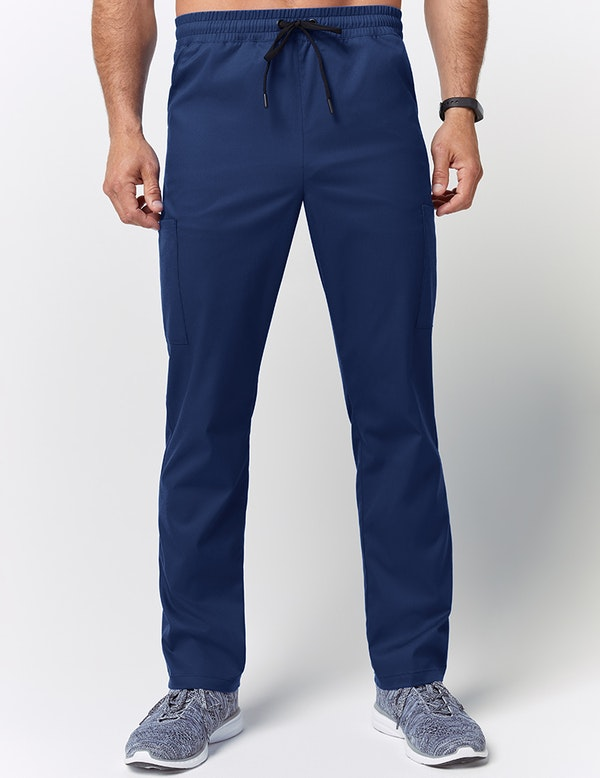 f318ce49b Straight Leg Drawstring Pant - Estate Navy Blue ...