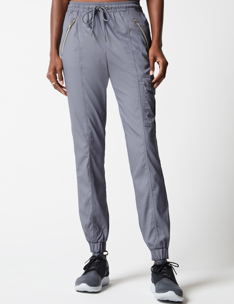 0d7f33e5d8d Jogger Pant in Graphite - Medical Scrubs by Jaanuu