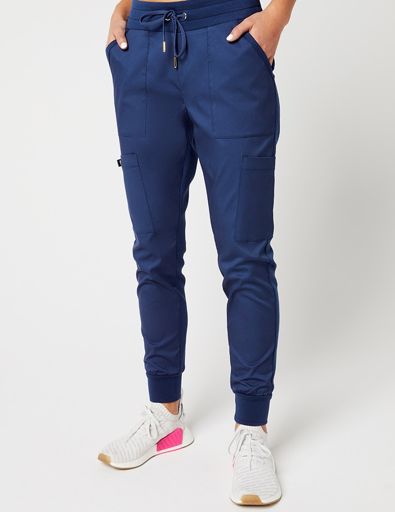 795bc85b8 Hybrid Jogger Pant in Estate Navy Blue - Medical Scrubs by Jaanuu