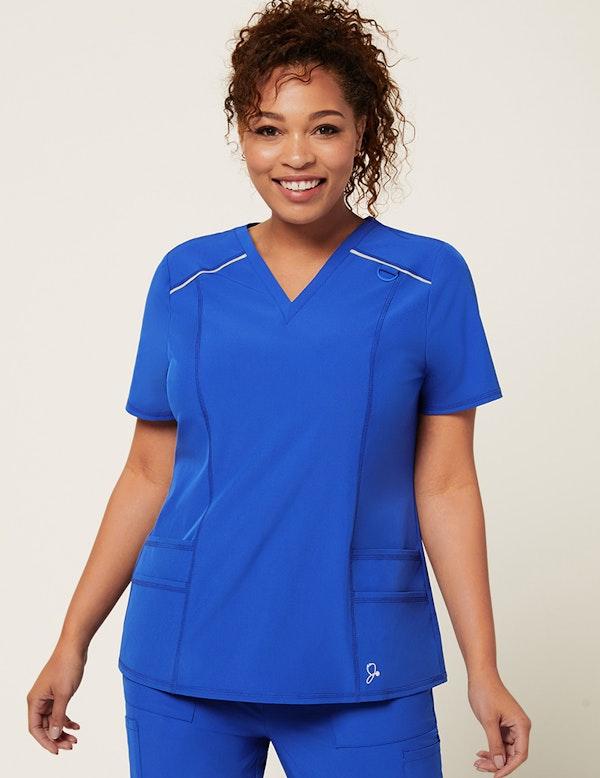 a6356397330 Women's Scrub Tops - Medical Scrubs by Jaanuu