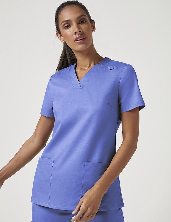 200f7b4d504 Women's Scrub Tops - Medical Scrubs by Jaanuu
