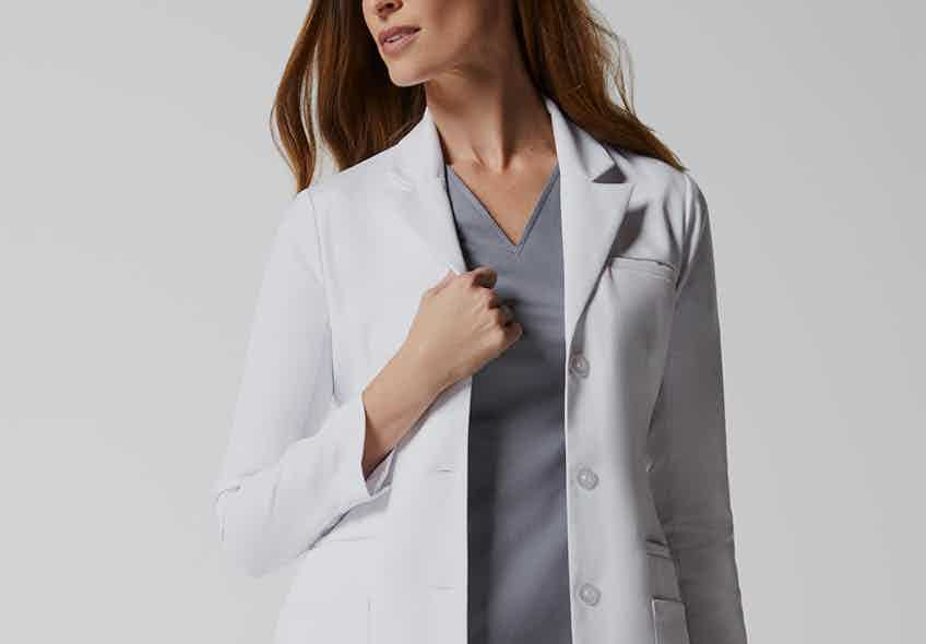 Scrubs Reimagined Modern Scrubs Inspired By Runway Styles