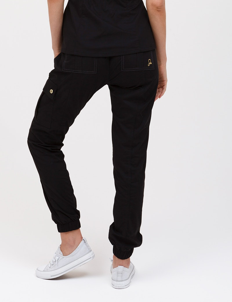 Model Original Womens Jogger Sweat Pants  Black