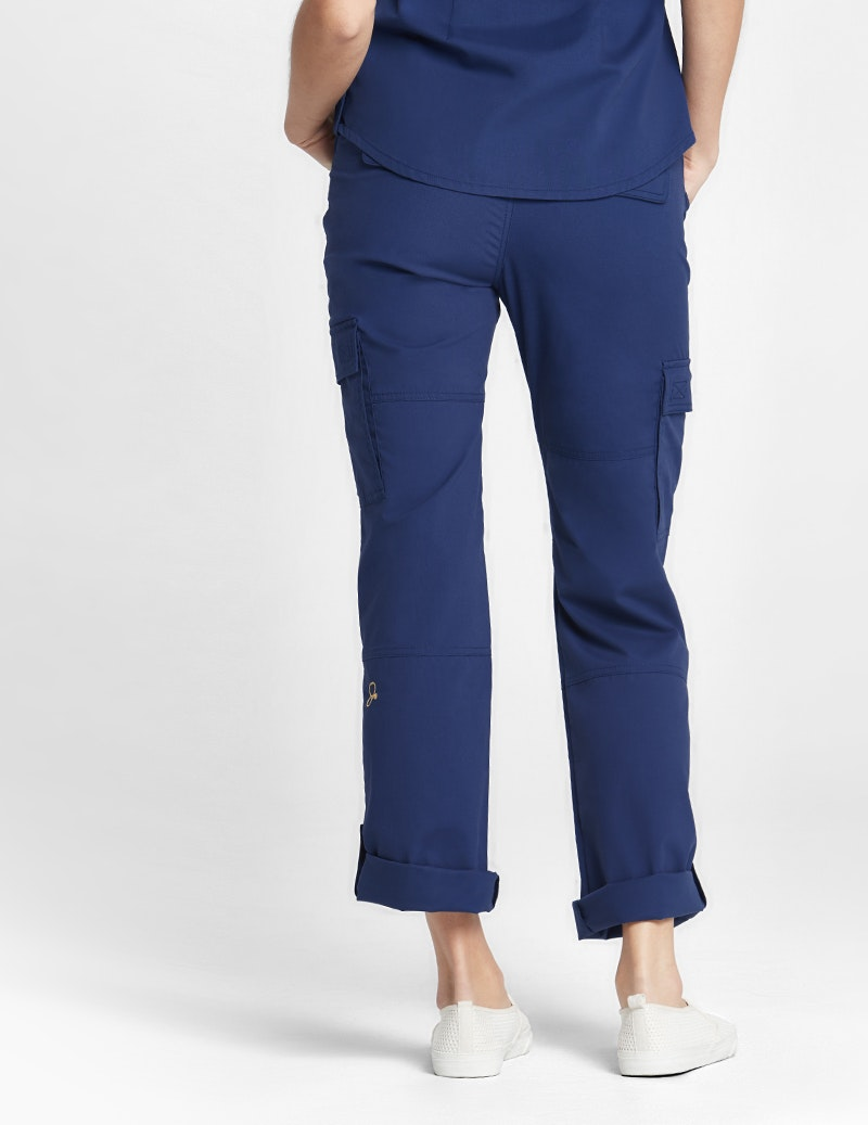 The Slouchy Cargo Pant